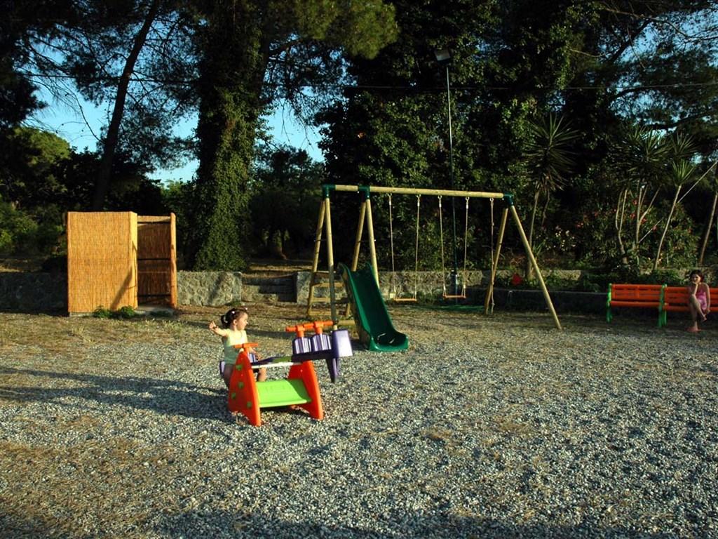 Iliada Beach Hotel: Children Playground