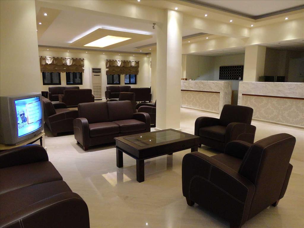 Konstantin Beach Hotel: Reception