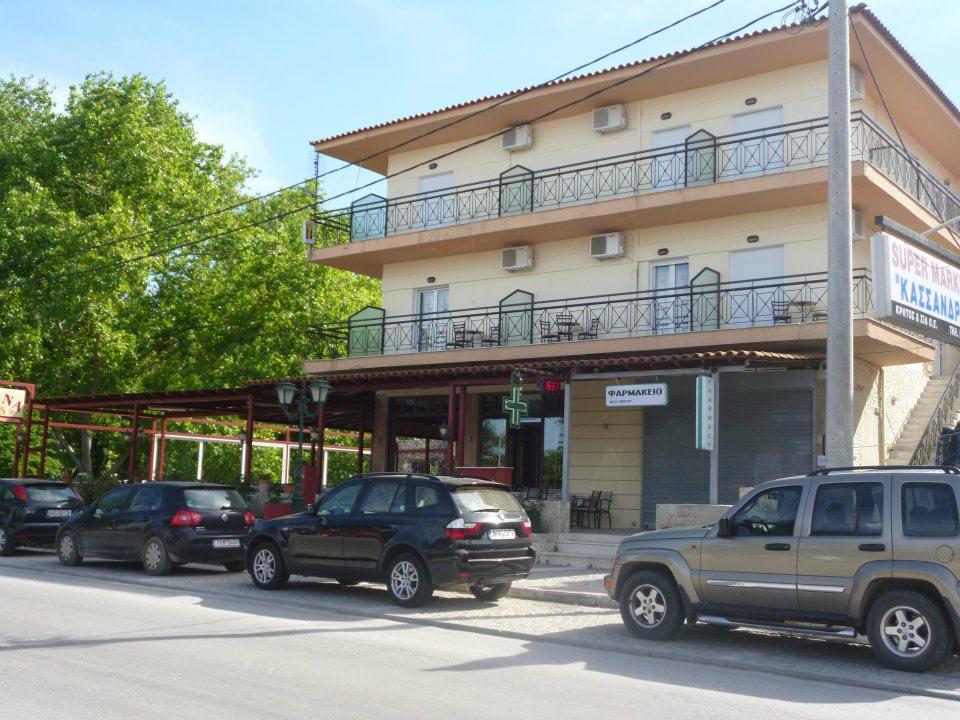 Adonis Hotel Kriopigi