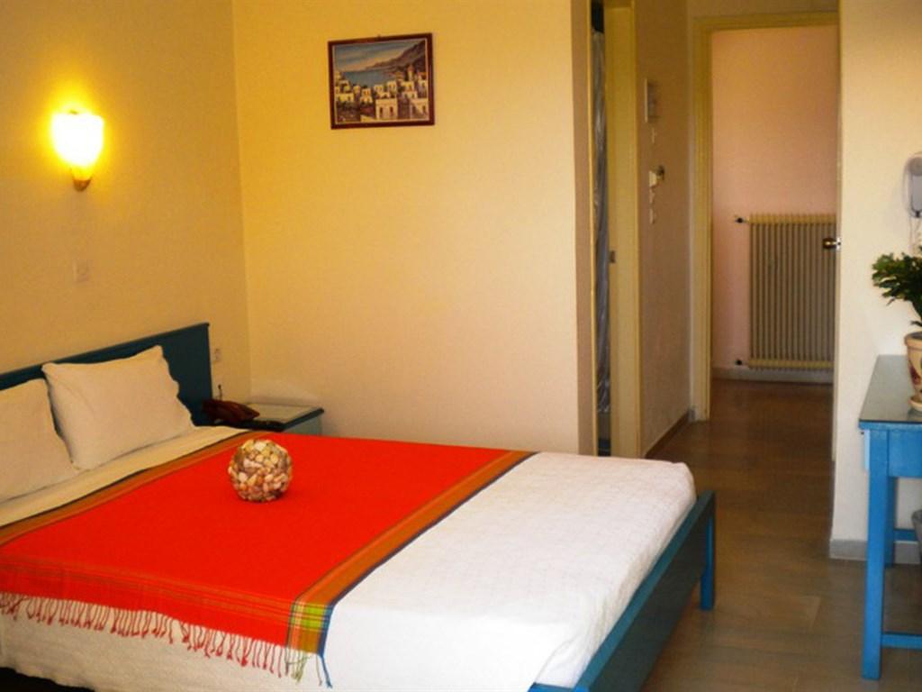 Brati Arcoudi Hotel: Double Room