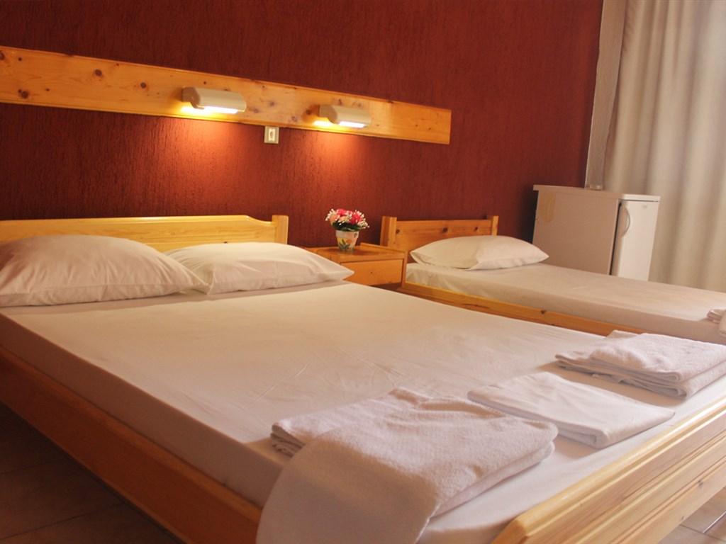 Le Mirage Hotel: Triple