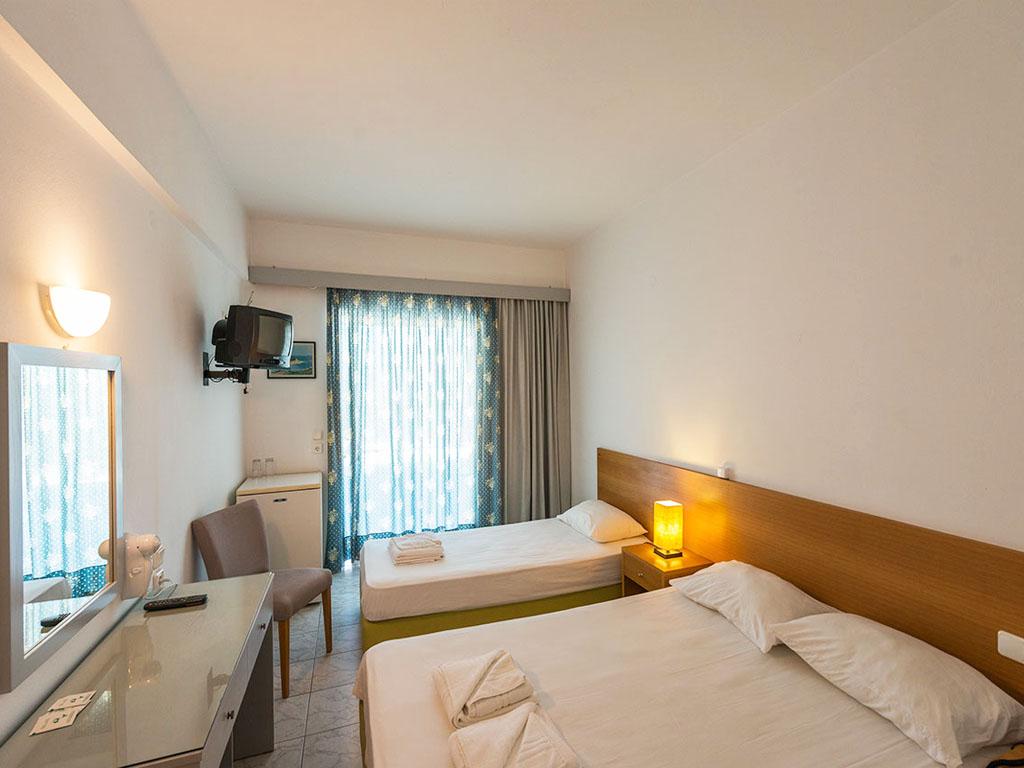 Niforeika Beach Hotel & Bungalows: Double Room
