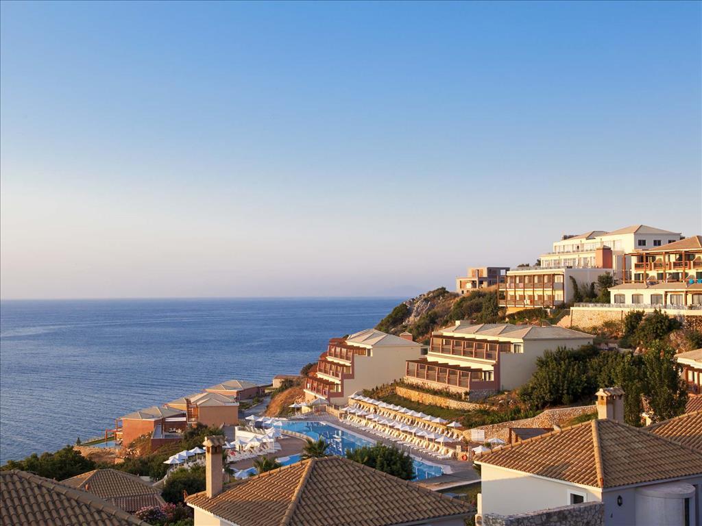 Mareblue Apostolata Resort & Spa: Panoramic View