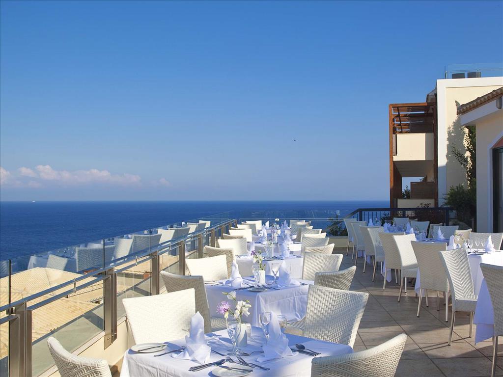 Mareblue Apostolata Resort & Spa: Restaurant