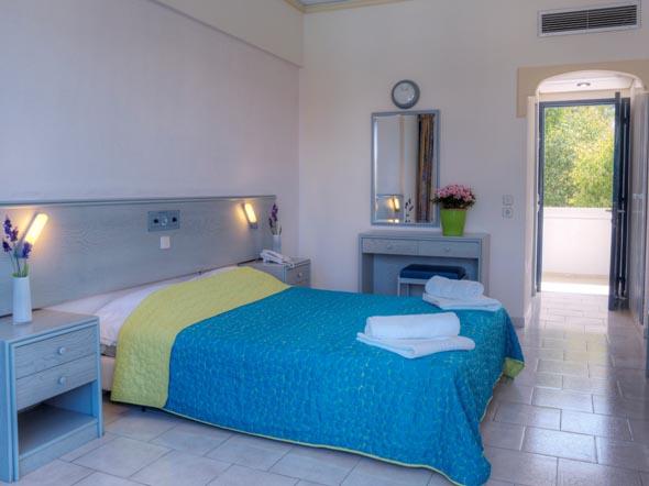 Lomeniz Blue Hotel: Double Room