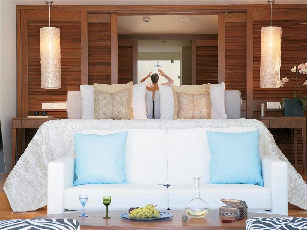 Amirandes Grecotel Exclusive Resort: Deluxe Suite