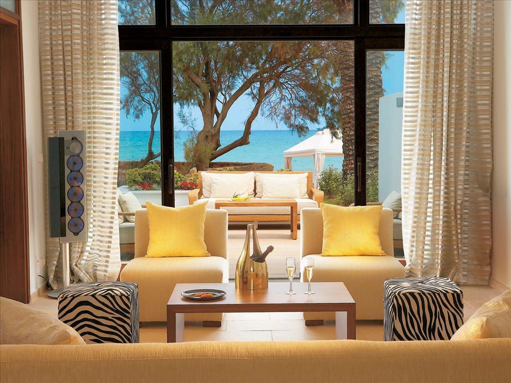 Amirandes Grecotel Exclusive Resort: Junior Presidential Villa