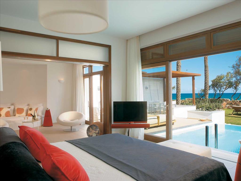 Amirandes Grecotel Exclusive Resort: Presidential Villa