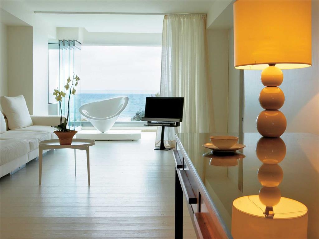 Amirandes Grecotel Exclusive Resort: Luxury Junior Suite