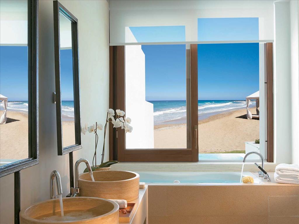 Amirandes Grecotel Exclusive Resort: Beach View Villa