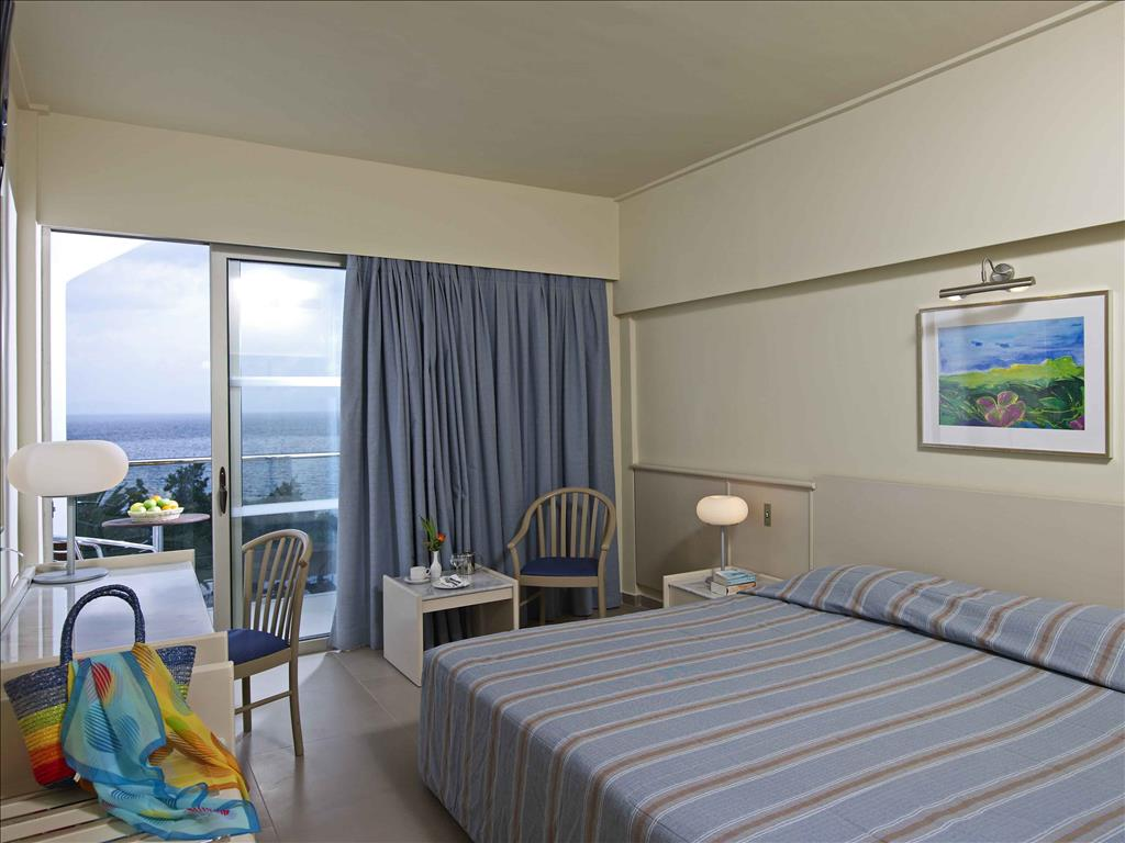 Corfu Dassia Chandris & Spa Hotel: Standard Room SV