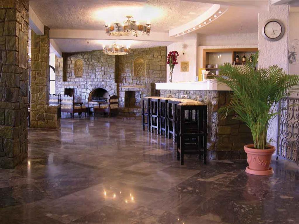 Karteros Hotel: Lobby