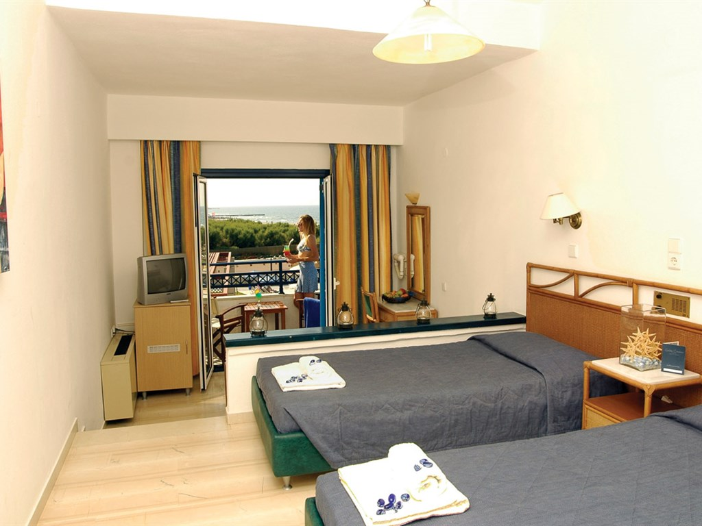 Kosta Mare Palace Hotel: Standard Room