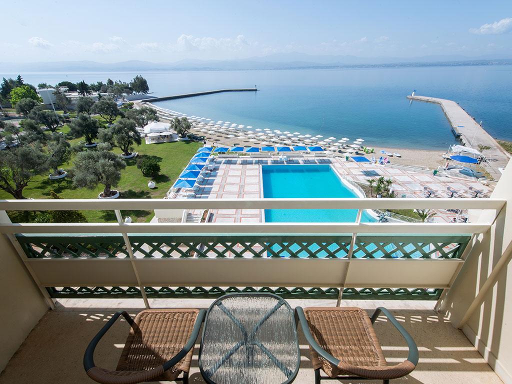 Bomo Palmariva Beach: Balcony