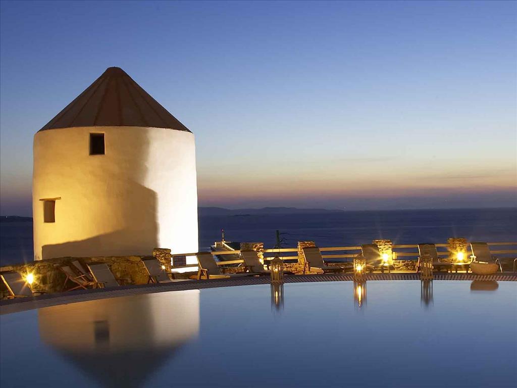 Porto Mykonos Hotel