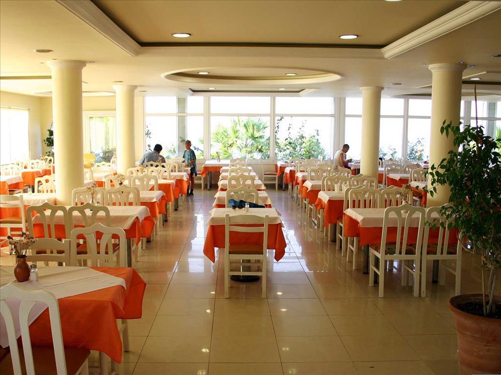Aristoteles Beach Hotel : Restaurant
