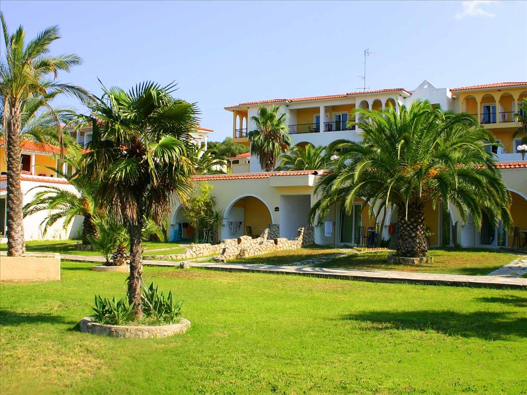 Aristoteles Beach Hotel : Territory