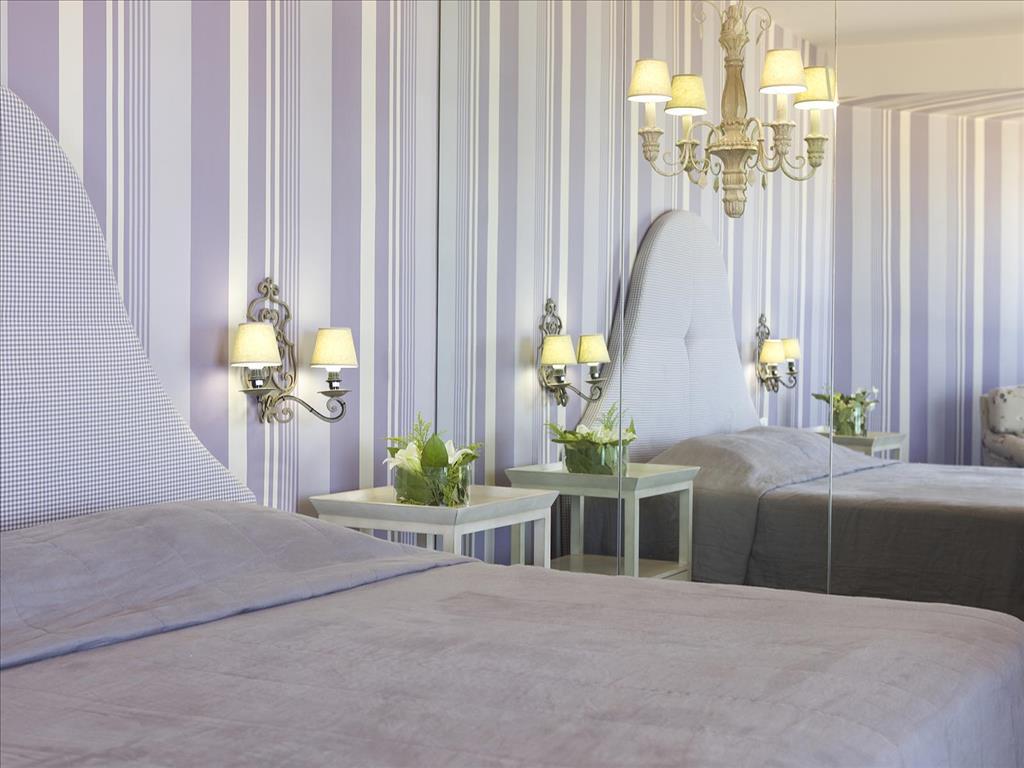 Aquila Porto Rethymno Hotel: Bedroom