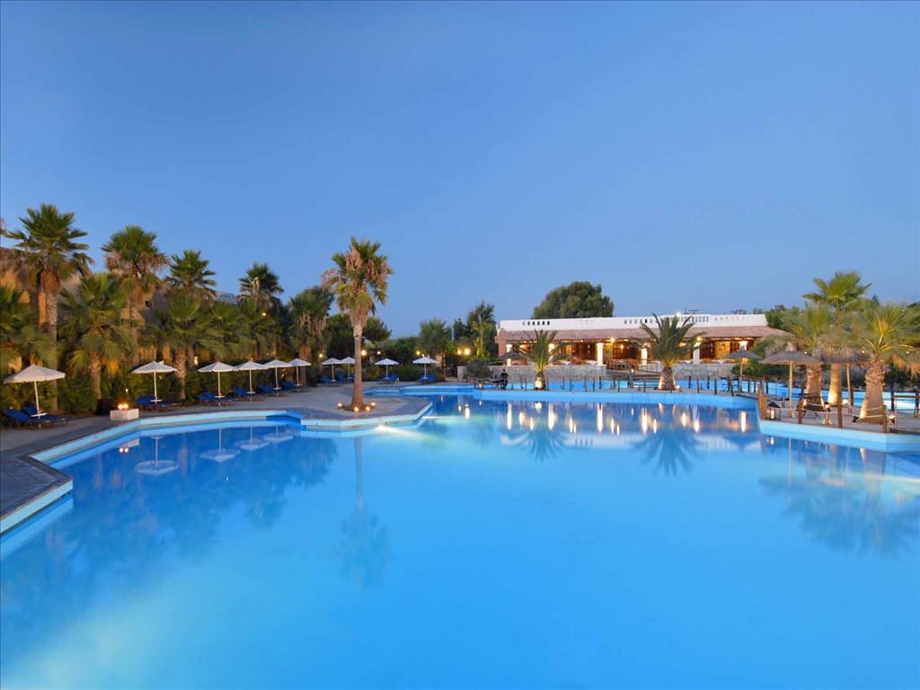 Aquila Rithymna Beach Hotel: Main swimming pool