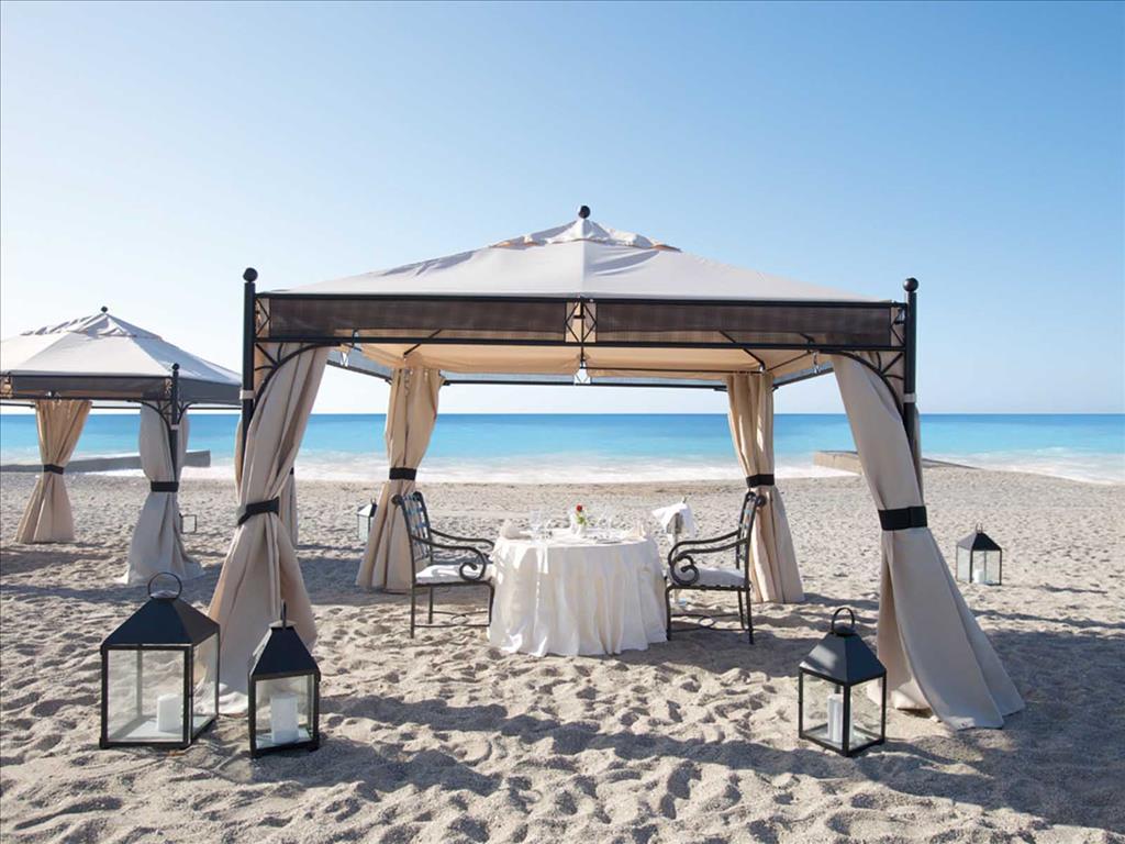 Aquila Rithymna Beach Hotel: Beach