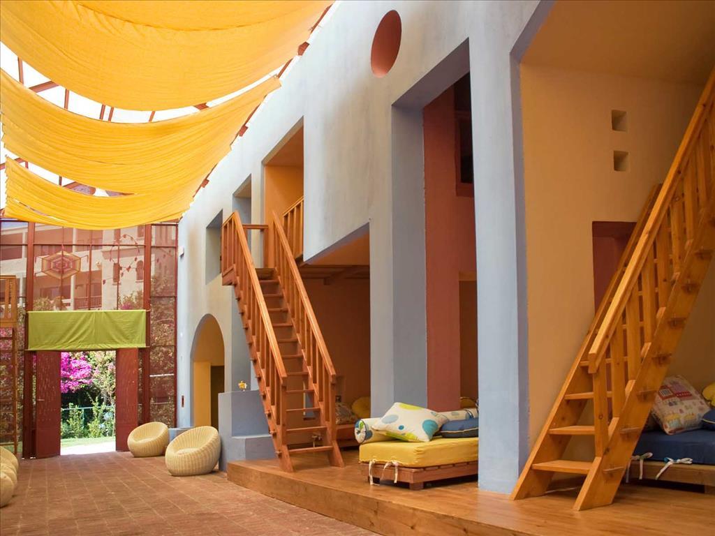 Aquila Rithymna Beach Hotel: Mini club