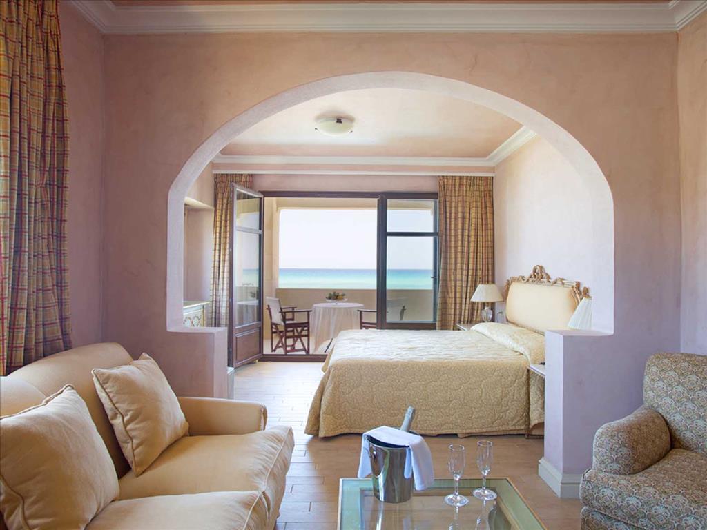 Aquila Rithymna Beach Hotel: Junior Suite