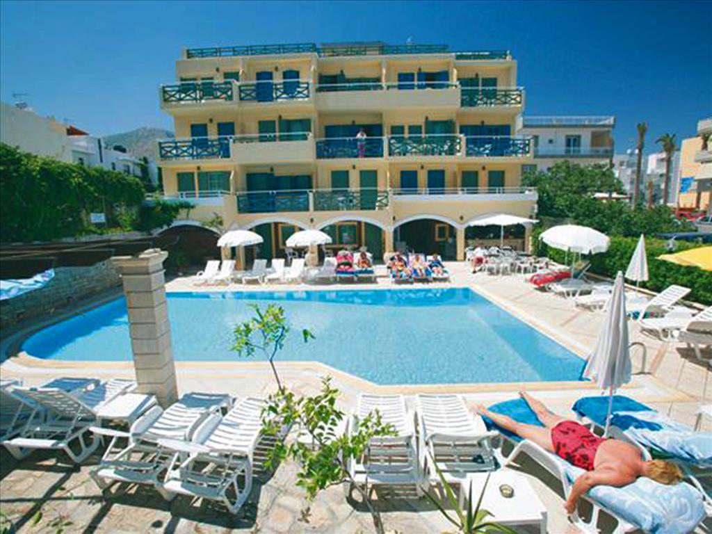Petra Beach Hotel & Apartments