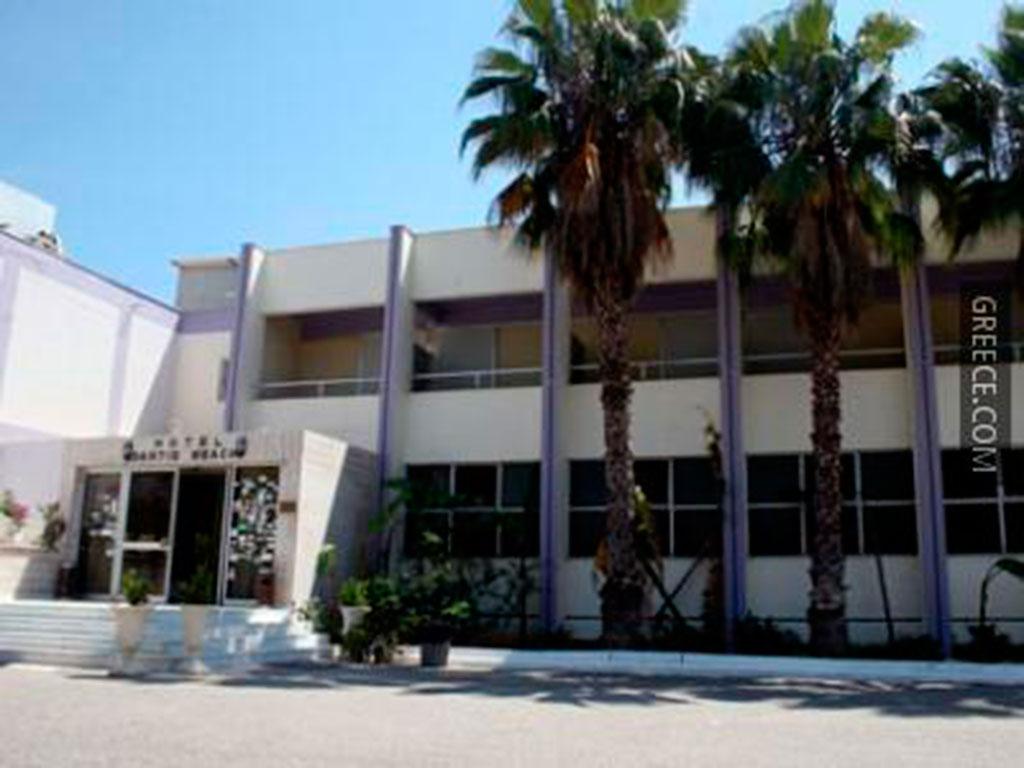 Dantis Beach Hotel