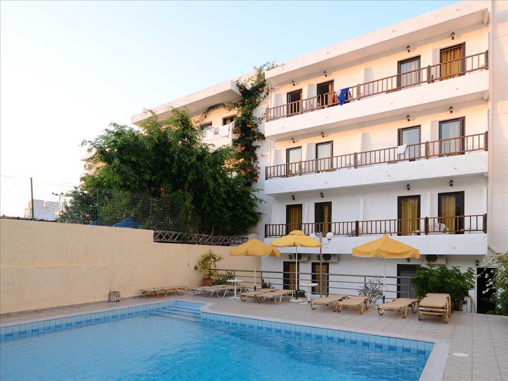 Melpo Hotel: Pool