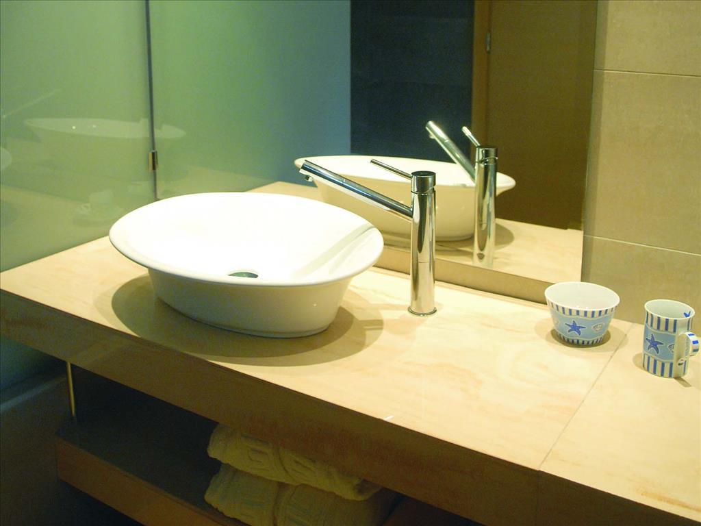Istion Club & Spa: Bathroom
