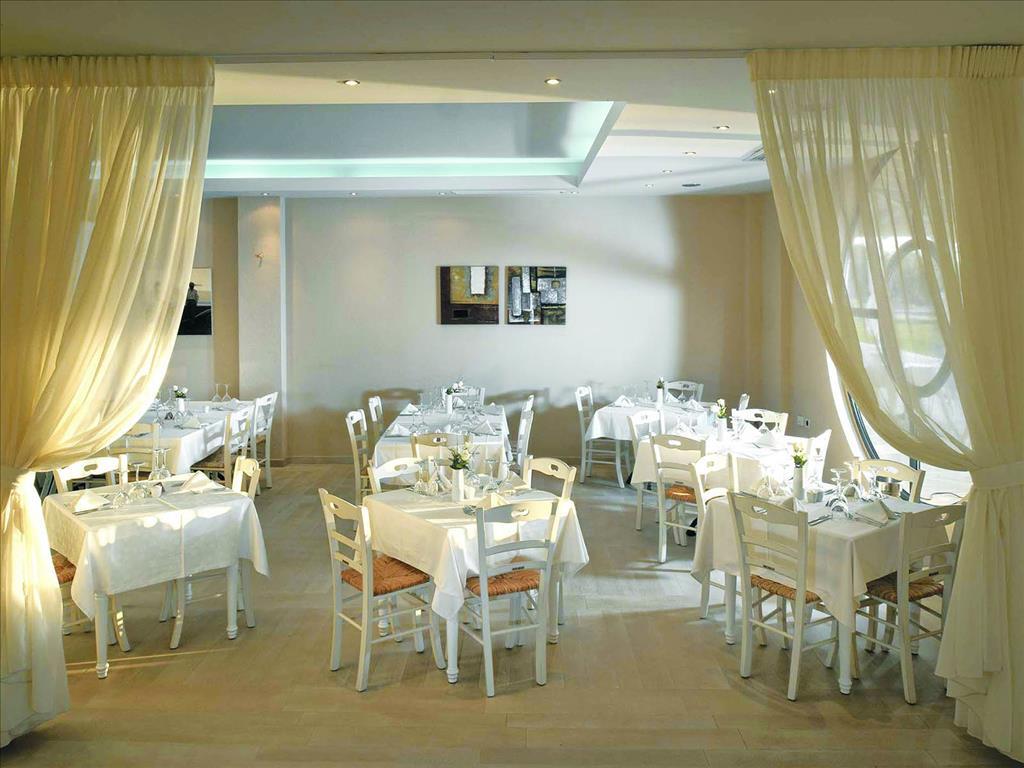 Istion Club & Spa: Restaurant