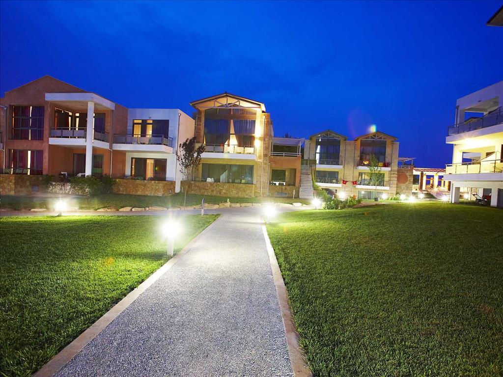 Istion Club & Spa: Territory
