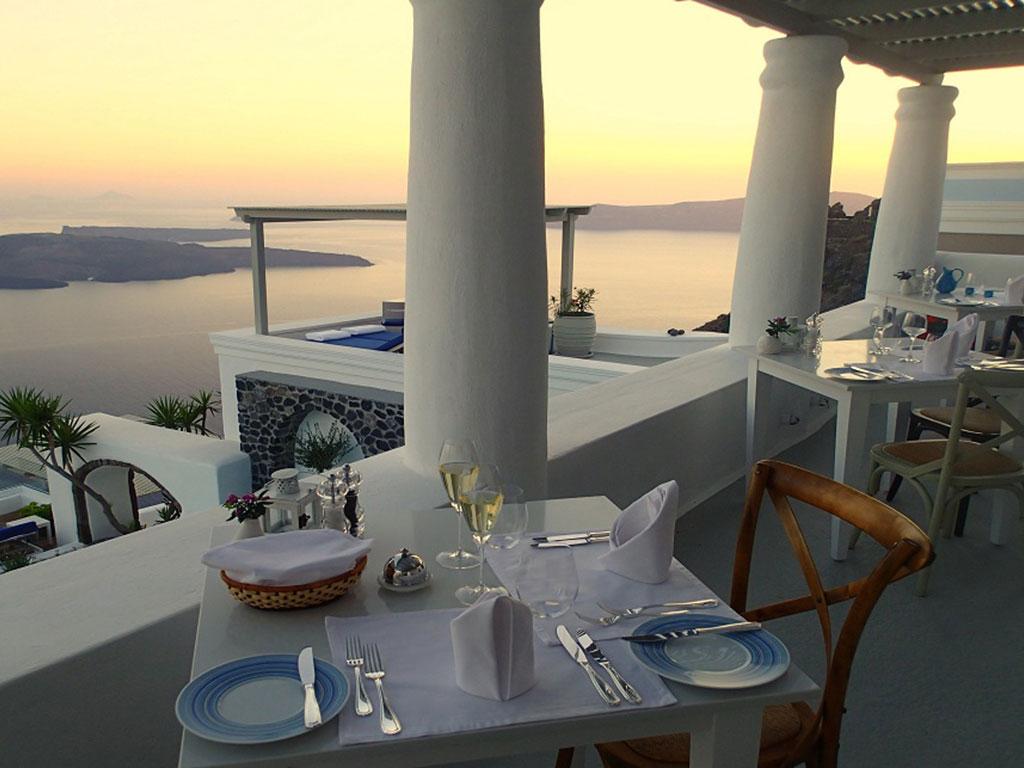 Iconic Santorini Hotel