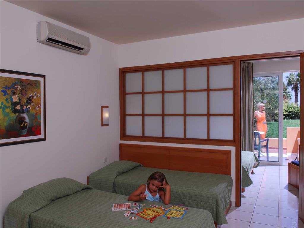 Imperial Belvedere Hotel: Family Room