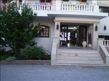 Stelios Horizon Beach Hotel: Entrance