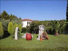 Bomo Chrousso Village Hotel: Garden