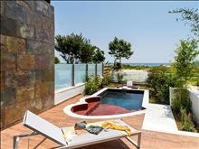Alexandra Golden Boutique Hotel: Junior Suite SV Private Pool