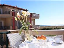 Evdion Hotel: Balcony