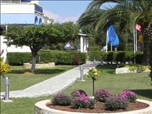 Albatros Hotel: Garden