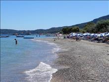 Albatros Hotel: beach area