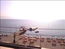 Loutrouvia Hotel: Beach Area