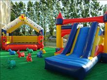 Strofades Beach Hotel: Playground
