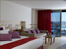 Lindos Blu Luxury Hotel & Suites: Junior Suite