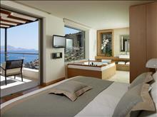 Lindos Blu Luxury Hotel & Suites: Maisonette