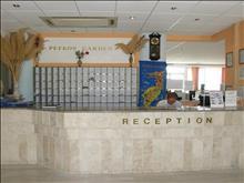 Pefkos Garden Hotel: Reception