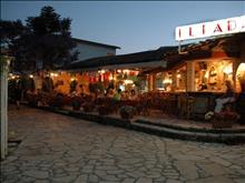 Iliada Beach Hotel: Restaurant
