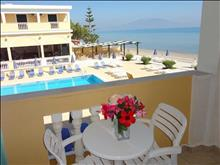 Konstantin Beach Hotel: Balcony