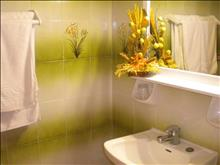 Brati Arcoudi Hotel: Bathroom