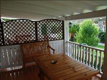 Diaporos Hotel : Garden View