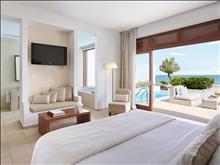 Amirandes Grecotel Exclusive Resort: Master Bedroom Creta Beach Villa